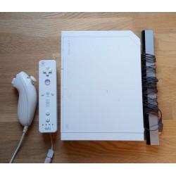 Nintendo Wii: Komplett konsoll