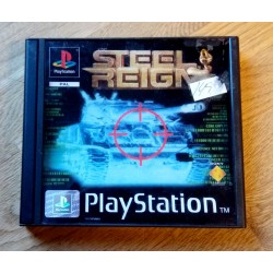 Steel Reign (Playstation 1)