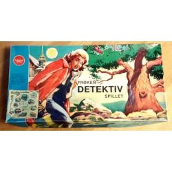 Frøken Detektiv spillet (brettspill)