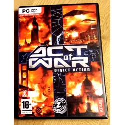 Act of War - Direct Action (Atari)