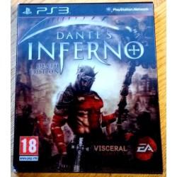Playstation 3: Dante's Inferno - Death Edition (EA Games)