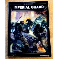Code X - Imperial Guard - Warhammer 40,000