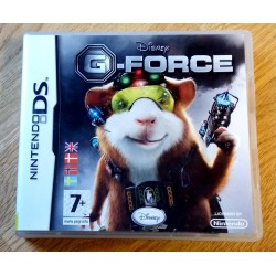 Nintendo DS: G-Force (Disney)