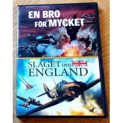 A Bridge Too Far og Battle of Britain (DVD)