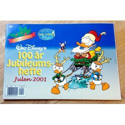 Walt Disney's 100 år Jubileumshefte - Julen 2001