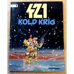 421: Nr. 1 - Kold Krig (Interpresse)