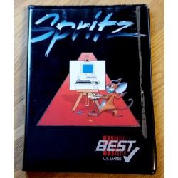 Spritz - Tegneprogram til Amiga