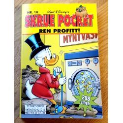 Skrue Pocket: Nr. 18 - Ren profitt!