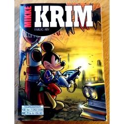 Mikke Krim: Nr. 6 - Farlig arv