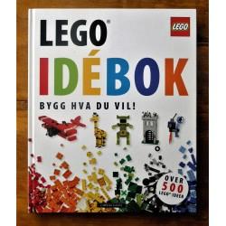LEGO- Idebok- Bygg hva du vil