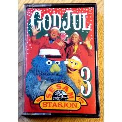 Sesam Stasjon: Nr. 3 - God Jul (kassett)