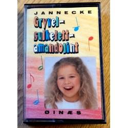 Jannecke Øinæs: Gryvelsulkelettamandolint (kassett)
