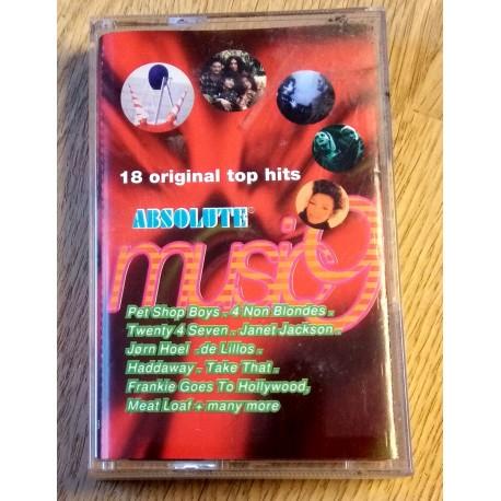 Absolute Music Nr. 9 (kassetter)