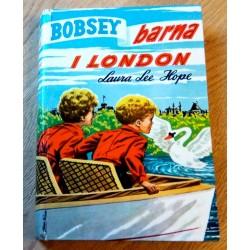 Bobsey-barna: Nr. 21 - Bobsey-barna i London