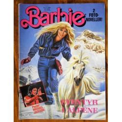 Barbie- Nr. 2-1988- Med poster Michael Jackson