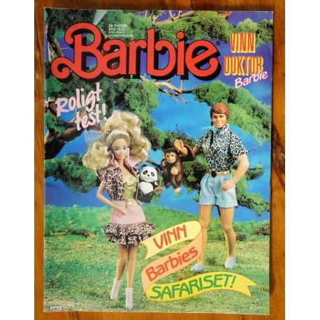Barbie- Nr. 7- 1989