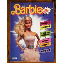 Barbie- Nr. 1- 1989