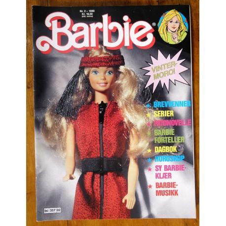 Barbie- Nr. 2- 1989