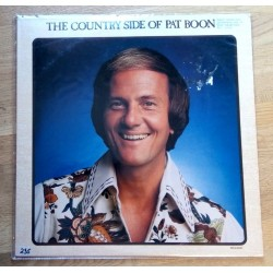 The Country Side of Pat Boone (LP)