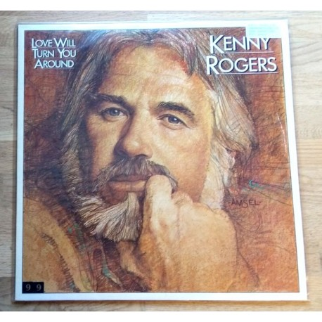 Kenny Rogers: Love Will Turn You Around (LP)