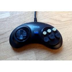 Håndkontroll til SEGA Master System og Mega Drive