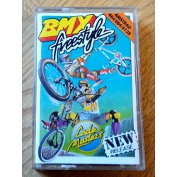 BMX Freestyle (Codemasters) (Amstrad)