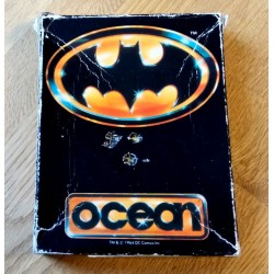 Batman (OCEAN) (Commodore 64)