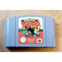 Nintendo 64: Pokemon Snap (cartridge)