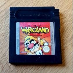 GameBoy: Warioland II (cartridge)