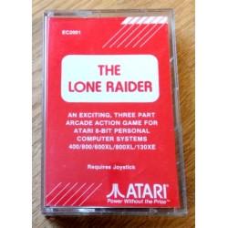 Atari 8-bit: The Lone Raider (Atarisoft)