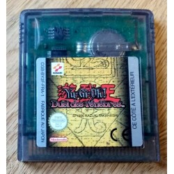 Game Boy Color: Yu-Gi-Oh! (cartridge)