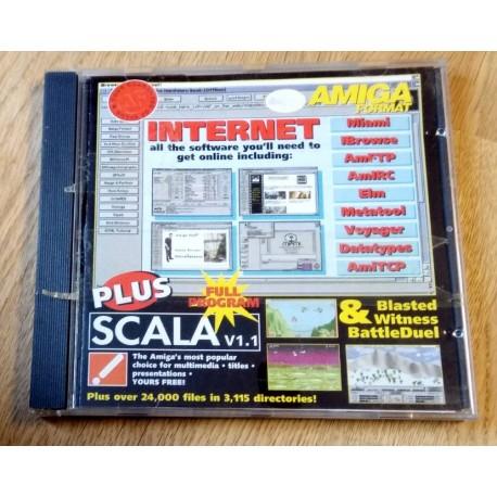Amiga Format: AFCD 13 - May 1997 - Med SCALA V.1.1