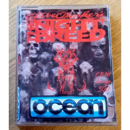 Clive Barker's The Night Breed (OCEAN)