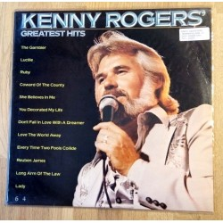 Kenny Rogers Greatest Hits (LP)