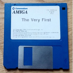Amiga 500 - The Very First - English Version