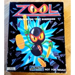 Zool - Ninja of the Nth Dimension (Amiga 500 / 600)