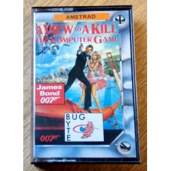 James Bond 007: A View to Kill (Bug Byte) (Amstrad)