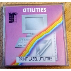 Print Label Utilities (Amiga)