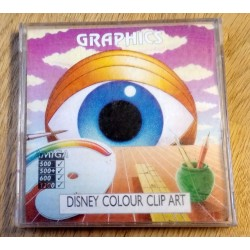 Disney Colour Clip Art (Amiga)