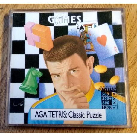 AGA Tetris - Classic Puzzle (Amiga)