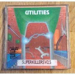 Superkillers V2.5 - Antivirus til Amiga