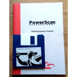 PowerScan Professional - Flatbed Scanner Software (Power Computing)