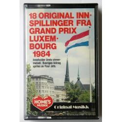 Melodie Grand Prix- 1984