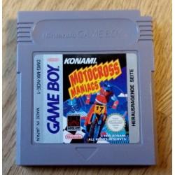 GameBoy: Motocross Maniacs (Konami)