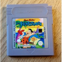 GameBoy: The Flintstones - King Rock Treasure (SCN) (Taito)
