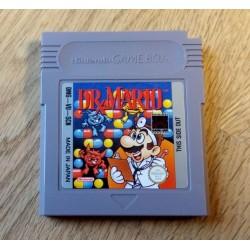 GameBoy: Dr. Mario (SCN)