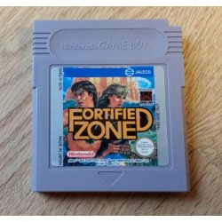GameBoy: Fortified Zone (SCN)