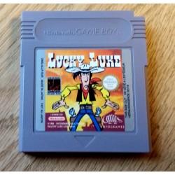 GameBoy: Lucky Luke (Infogrames)