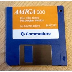 Amiga 500 - Den aller første - Norwegian Version