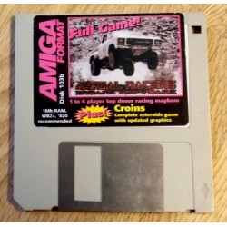 Amiga Format Cover Disk Nr. 103B: Aerial Racers